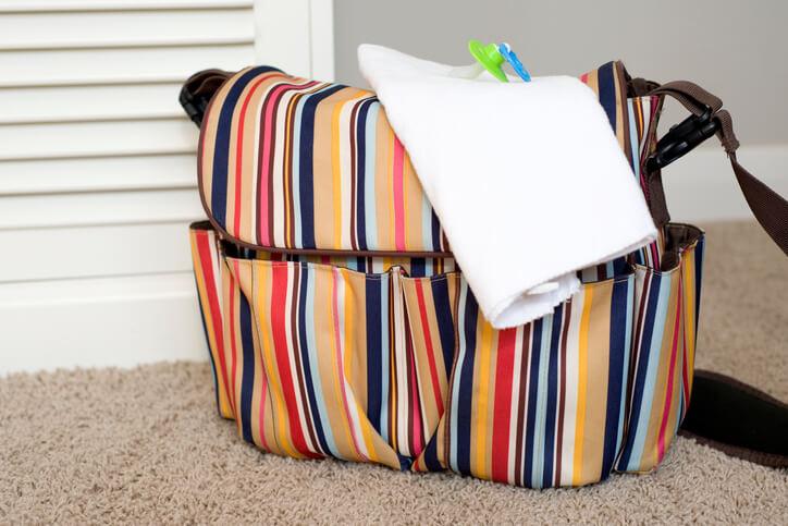a diaper bag