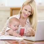 Ease the transition from mom to working mom.