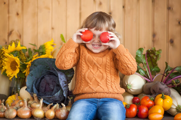 6 Toddler Activities for the Farmer's Market