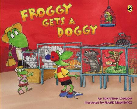 Jonathan London childrens books