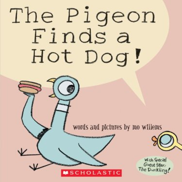 Mo Willems childrens books