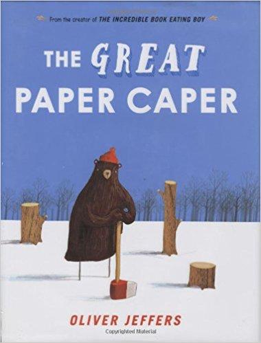 Oliver Jeffers childrens books