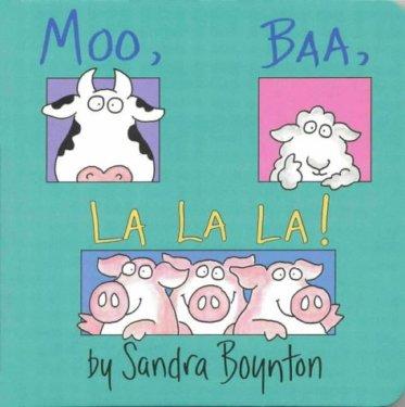 Sandra Boynton childrens books