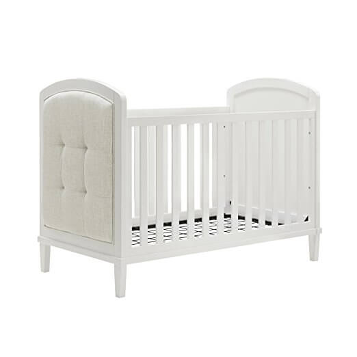 Baby Relax Senna 3-in-1 Upholstered Crib