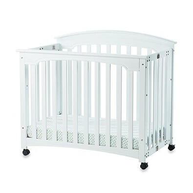 Child Craft Wadsworth Folding Mini Crib