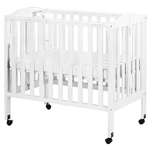 Dream on Me 3 in 1 Portable Folding Crib
