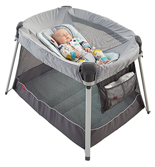 Fisher-Price Ultra-Lite Day and Night Playard