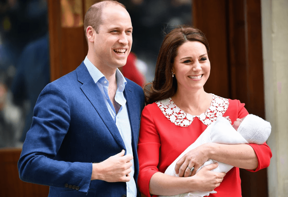 And the Royal Baby Name Is...
