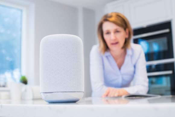 Virtual Parenting: Smart Speakers and Kids