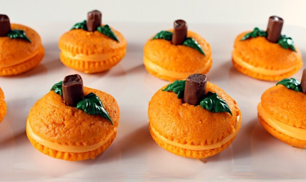 pumpkin patch muffins