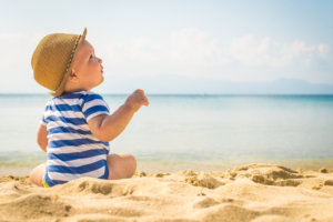 11 Things That Happen on Vacation With a Baby