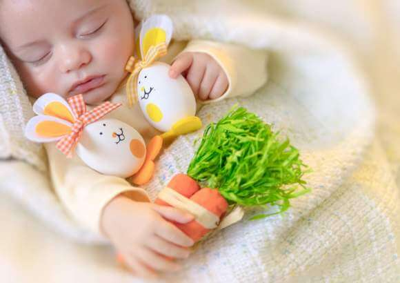 Names for babies born in April might refer to Easter, spring flowers, Earth Day, and warmer days.